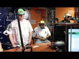 Math Hoffa, Iron Sheikh & Bigg K Freestyle on Sway in the Morning