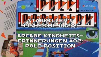Pole Position (Arcade Kindheitserinnerungen #02) - starkiller's Playtime #020