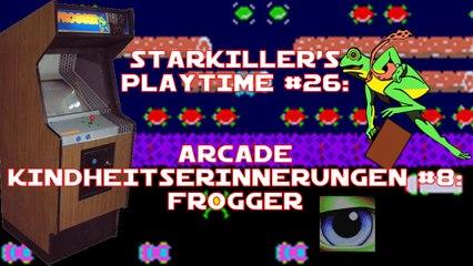 Frogger (Arcade Kindheitserinnerungen #08) - starkiller's Playtime #026