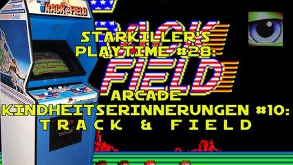Track & Field (Arcade Kindheitserinnerungen #10) - starkiller's Playtime #028