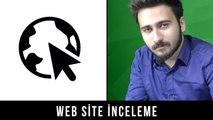 Huzur Veren 3 Web Site! - Web Site İnceleme