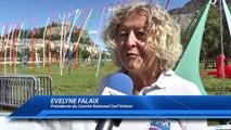Alpes-de-Haute-Provence : Le vent au rendez-vous pour sa fête à Sisteron
