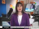 España: Podemos convoca movilización por moción de censura a Rajoy