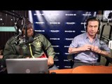 Stephen Baldwin Shows Sway Hannah Montana Tattoo & Explains Why on Sway in the Morning