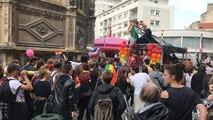 Marche des fiertés 2017 à Caen