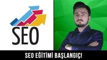 SEO Eğitimi Başlangıç! - SEO Eğitim Seti