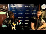 Gary Owen Demonstrates a New Style of Freestyles on Sway in the Morning