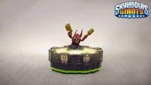 Skylanders Giants  Eye Brawl - Skylanders Giants Character Gameplay