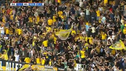 Velzen GOAL (1-1) Roda JC vs Helmond
