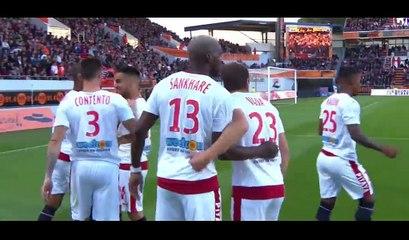 Younousse Sankhare Goal HD - Lorient 0-1 Bordeaux - 20.05.2017