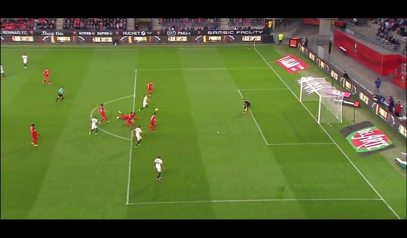 Fabinho Goal HD - Rennes 0-1 Monaco - 20.05.2017