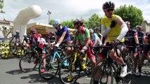 Ronde de l'Isard : Le film de la 3e étape