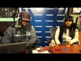 """Keisha Knight Pulliam Speaks on Diving on """"The Splash"""" on Sway in the Morning"""