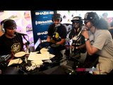 The Souls of Mischief Share the origin of the Hieroglyphics Movement on Sway in the Morning SXSW
