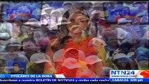 """Rafael Correa arremete contra la """"prensa corrupta"""" durante la despedida de su programa de televisión 'Enlace Ciudadano'"""