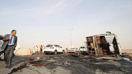 Ірак: число жертв терактів перевищило 50 осіб