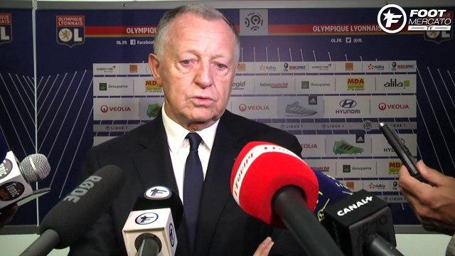 OL : Aulas fixe ses conditions à l'Atlético Madrid pour vendre Lacazette