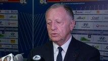 Foot - L1 - OL : Aulas confirme un accord entre Lacazette et l'Atlético