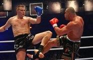 Semmy Schilt vs Jerome Le Banner