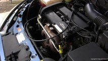 Simple how-to - Replace Ford Focus PCV valve & hose, blown rocker