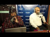 Mike Tyson Weighs in on Chris Brown and Frank Ocean's Fight on Sway in the Morning's Celebrity Wire