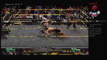 NXT TakeOver Chicago World Title Bobby Roode Vs Hideo Itami
