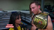 WWE U.K. Champion Pete Dunne wins what he thinks is rightfully his_ Exclusive, M
