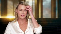 Wonder Woman - Robin Wright interview