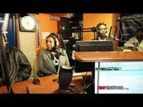 Monk Freestyles on Sway in the Morning