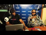Ma$e Talks Advice From Biggie and Reflects on Tupac's Life and Death on Sway in the Morning
