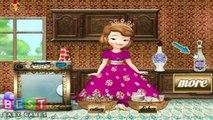 ღ Disney's Princess Sofia The First (Sofia Washing Dishes)