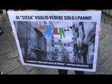 Napoli - Stese di camorra, corteo di protesta al Rione Sanità (20.05.17)