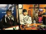 Dizaster Freestyles on Sway in the Morning