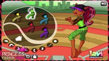 Monster High Full Episode Game - Clawdeen Wolf Ghouls Sports Makeover (NEW Monster High Games)