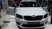 Skoda Octavia RS-In depth