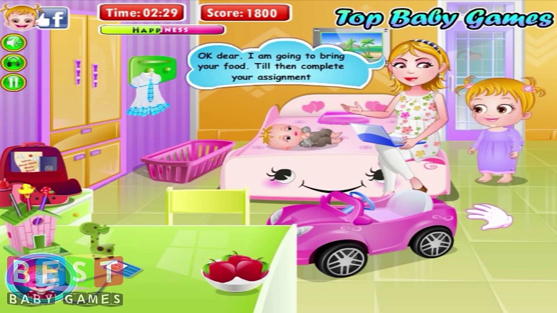 ღ Baby Hazel School Hygiene - Education Game for Kids