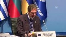 Kei Dışişleri Bakanları Toplantısı - Kei Genel Sekreteri Christides