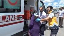Düğün Konvoyunda Kaza: Gelin ve Damatla Birlikte 7 Kişi Yaralandı