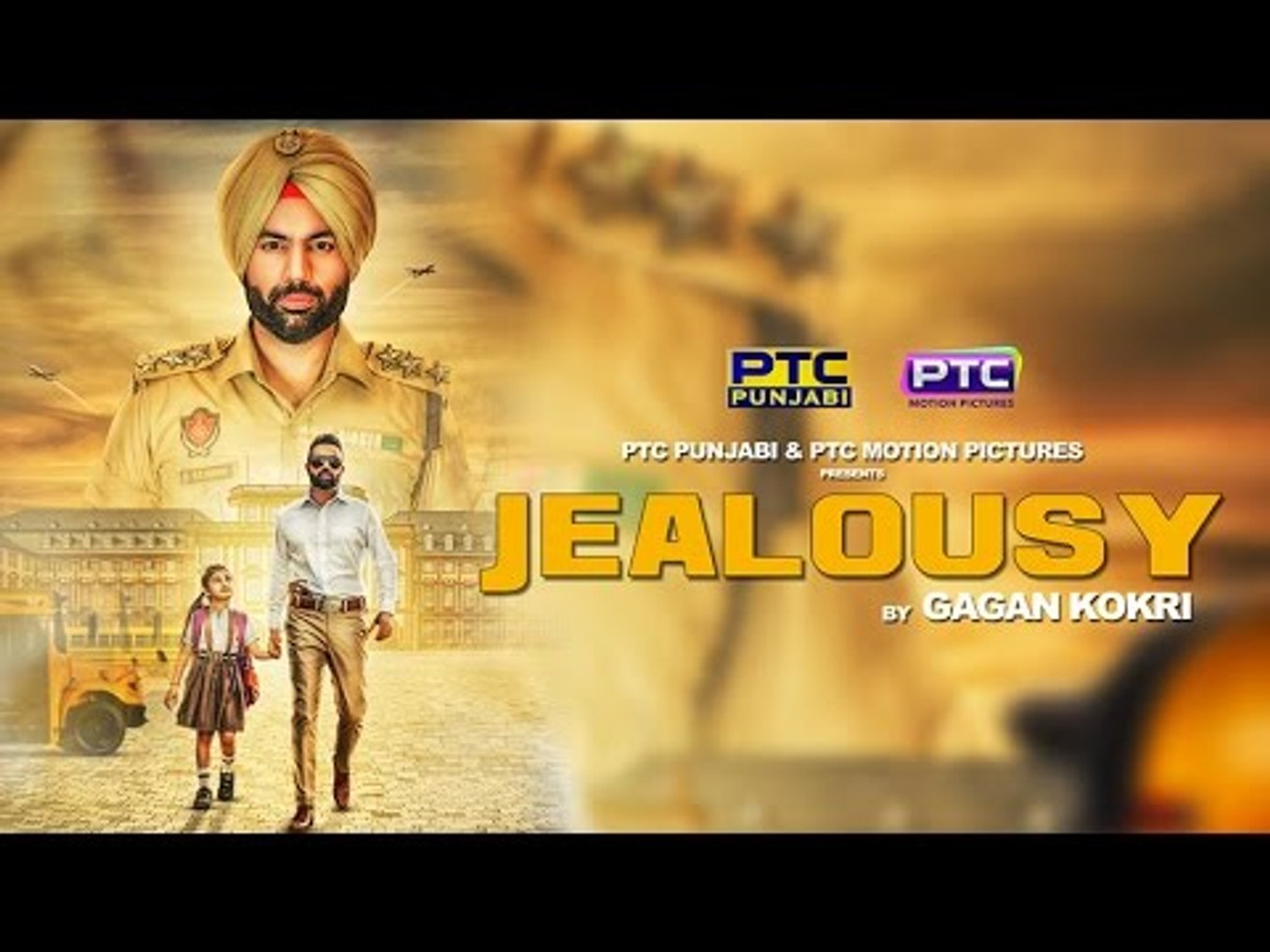 JEALOUSY | Gagan Kokri | Full Video | Latest Punjabi Song 2017 | PTC  Punjabi | PTC Motion Pictures