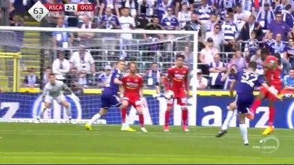 Dendoncker GOAL (2:1) Anderlecht vs KV Oostende