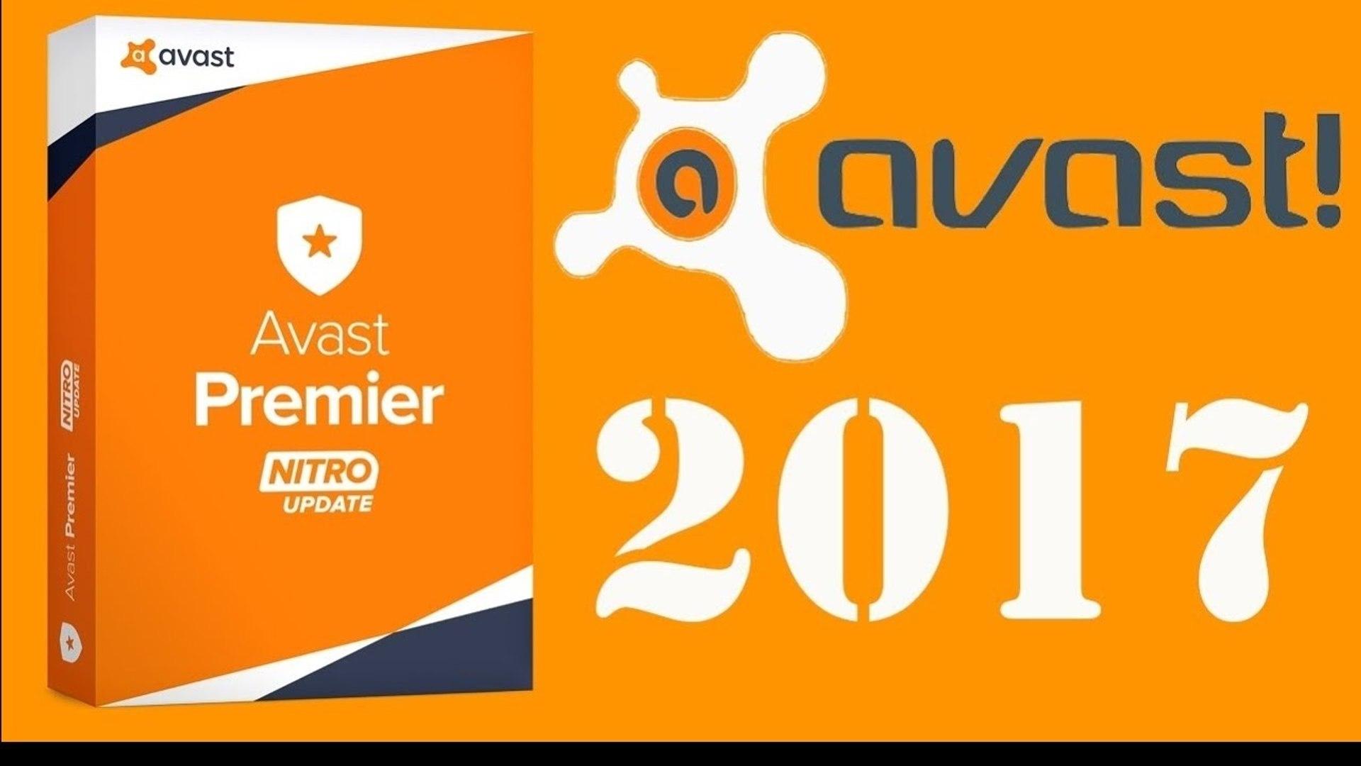 Avast Crack Antivirus 2017 Avast Premier 2017 Licence Key Full Download