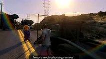 NIKO BELLIC IN GTA 5 (GTA 5 Funny Moments & Stunts fail