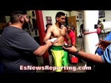 kenny bayless will ref canelo vs khan and make $4100 - esnews boxing