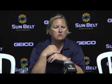 2014 Sun Belt Conference Softball Championship South Alabama Game 8 Post Conference
