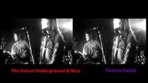 Lou Reed Nico John Cale - Femme Fatale - subtitulada español