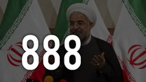 Iranian presidential election, 2017 - Hassan Rouhani 888 code.