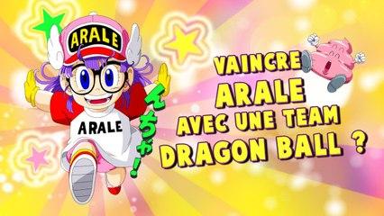 DBZ Dokkan Battle : battre Aralé avec une team Dragon Ball