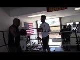Buddy McGirt on Errol Spence vs Kell Brook or danny garcia  EsNews Boxing