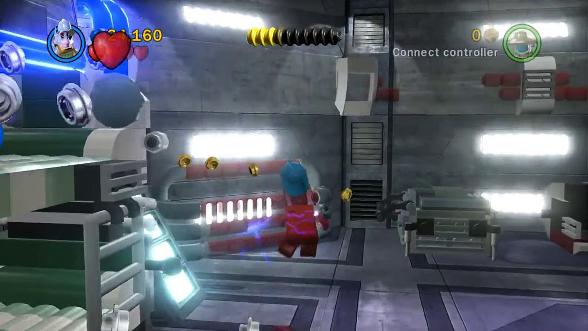 LEGO Star Wars III  The Clone Wars Walkthrough - Part 21 - Hostage Crisis