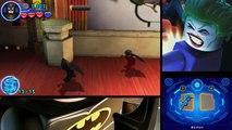 LEGO Batman 2  DC Super Heroes (3DS) - 100% Walkthrough Part 1 - Gotham Theatre